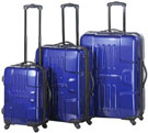 Heys USA Hummer 3 Piece Spinner Luggage Set