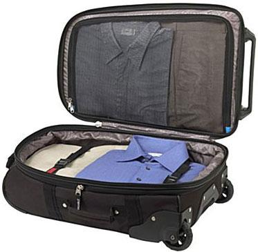"OGIO Radica 26"" Wheeled Expandable Upright Pullman Bluebinski Duffel Bag"