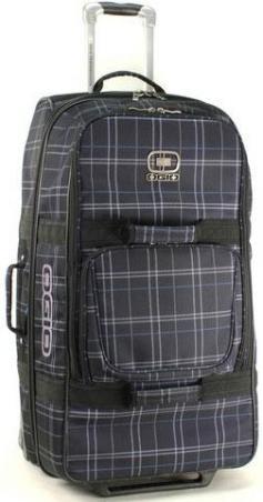 "OGIO Radica 26"" Wheeled Expandable Upright Pullman Bluebinski Duffel Bag"