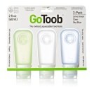 GoToob+2+Oz+-+3+Pack+Clear+Green+Blue